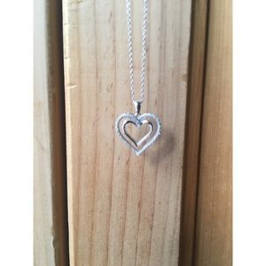"Jewelry - ""Sweet Heart"" Necklace"